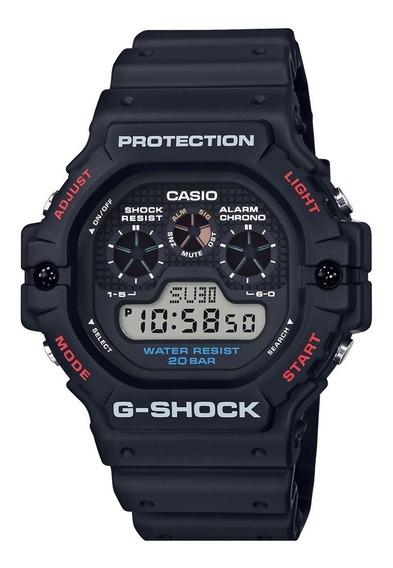 Reloj Para Caballero Casio G-shock Modelo: Dw-5900-1 Envio