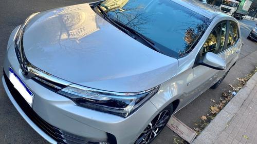 Toyota Corolla Seg Cvt2017