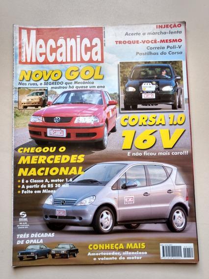 Revista Oficina Mecânica 151 Gol Corsa Opala F250 Dakota 041