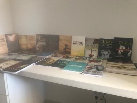 Coleção De Livros Do Pr. Aluizio Silva