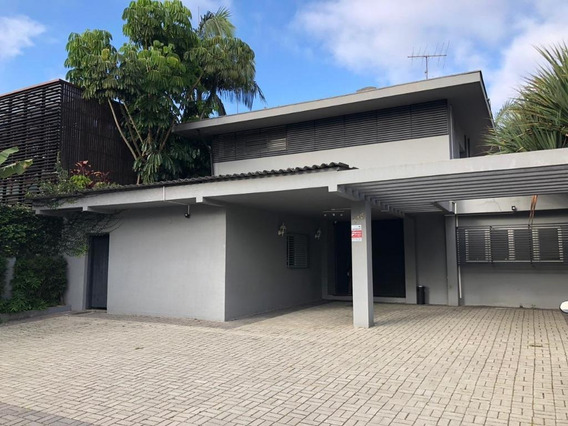Casa Em Alto De Pinheiros, São Paulo/sp De 475m² À Venda Por R$ 4.500.000,00 - Ca193241