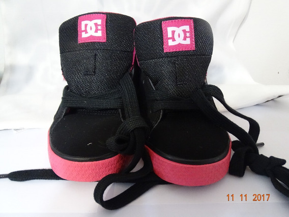 Tenis Dc Shoes Feminino Originais Usa