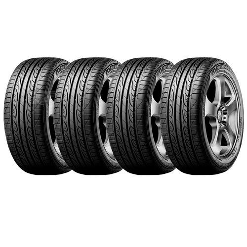 Kit 4 Neumáticos 205 55 R16 Dunlop Lm704 Zafira Focus Civic