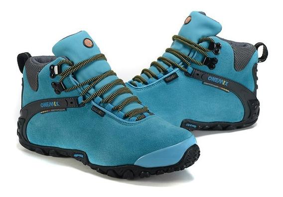 Zapatos Botas Gran Calidad Camping Térmicos Impermeable Ulti