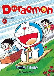 Doraemon Color 4 Fujiko Fujio , Translated By Daruma Servei