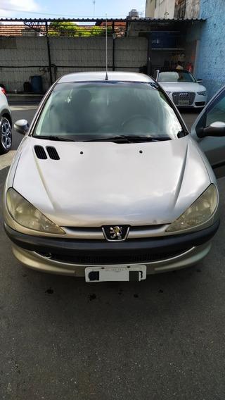 Peugeot 206 1.0 16v Sensation 5p 2004