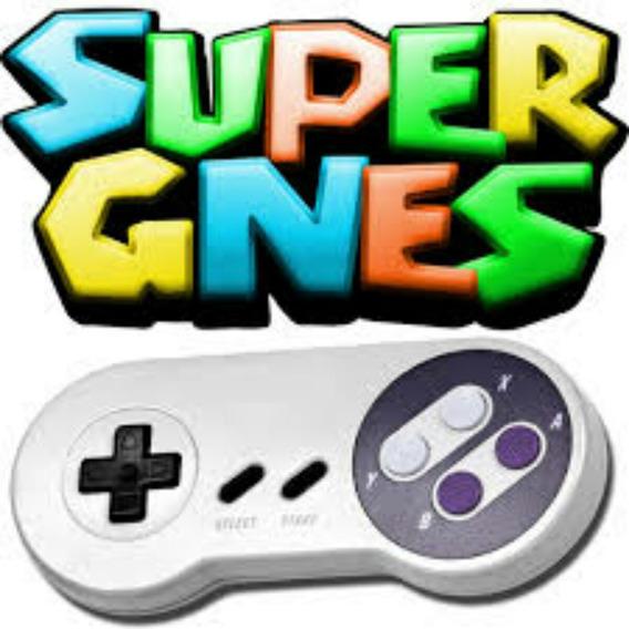 Emulador Super Nintendo + De 800 Jogos