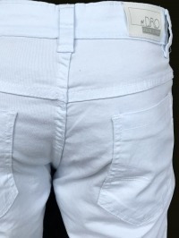 Calça Masculina Branco Impermeável Hospital