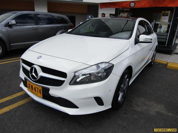 Mercedes Benz Clase A A 200 1.6 At