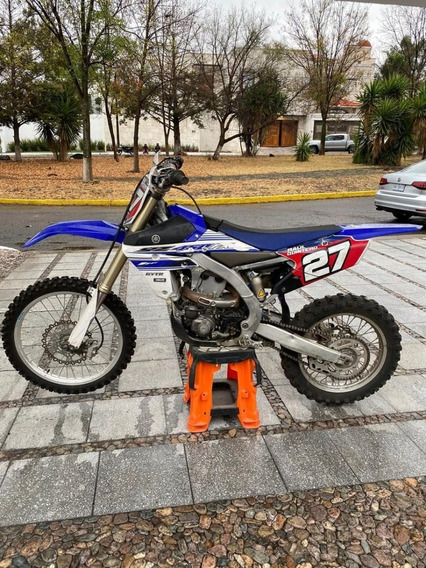 Yamaha Yz450fx 2017