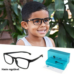 022802ee7 Otica Isabela Dias - Óculos com o Melhores Preços no Mercado Livre ...