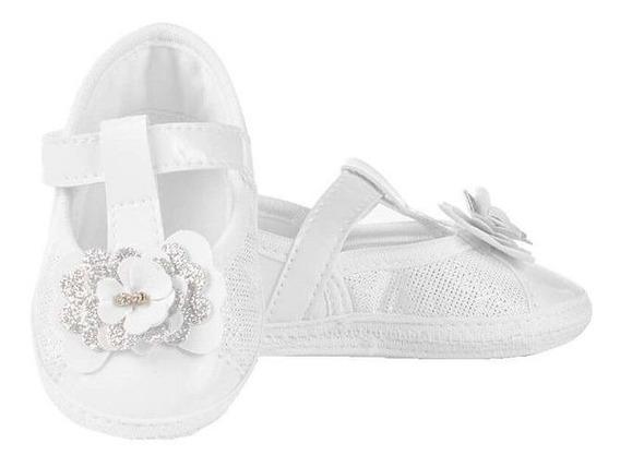 Sapato Keto Baby Fem. Flor