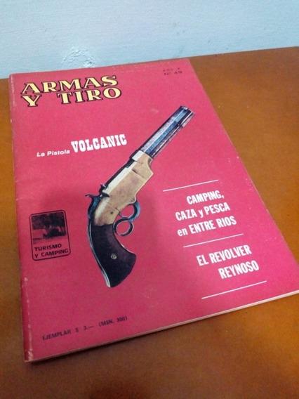 Revista Colecionável Argentina Armas Y Tiros Ano X N°49