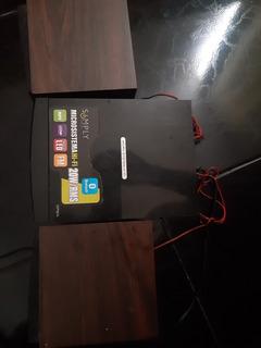 Minicomponente Simply Con Dvd