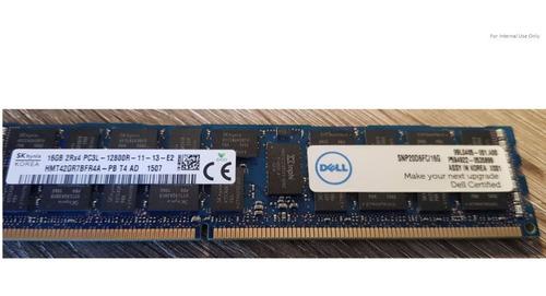 Memoria Servidor 16gb Para Dell R610-r720-410