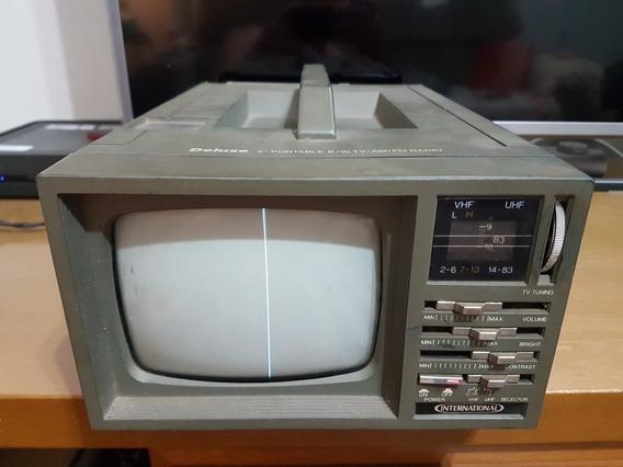 Tv 5 Polegadas Continental ( Imagem Não Funciona)