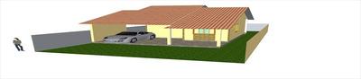Ref.: 879 - Casa Em Ilha Comprida, No Bairro Balneario Adriana - 2 Dormitórios