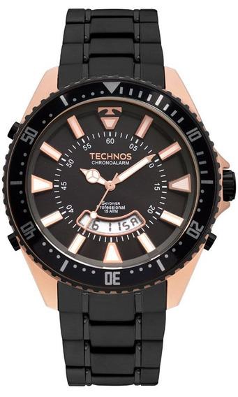 Relogio Masculino Technos Skydiver T205jj4p