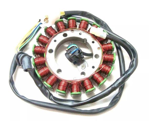 Kit Estator Magneto + Regulador Voltagem Nx 400 Falcon 00/06