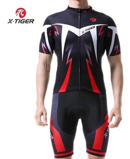 Conjunto De Bike X-tiger Red