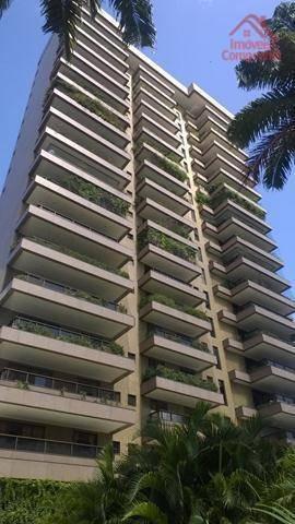 Apartamento Com 4 Dormitórios À Venda, 540 M² Por R$ 4.000.000,00 - Meireles - Fortaleza/ce - Ap0878