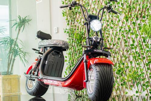 Imagem 1 de 14 de Scooter Elétrica Gloov P6-r 2000w