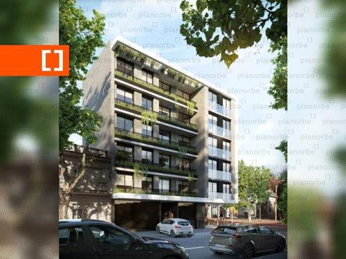 Venta De Apartamento Obra Construcción 1 Dormitorio En Tres Cruces, Verdes De Hocquart Unidad 401