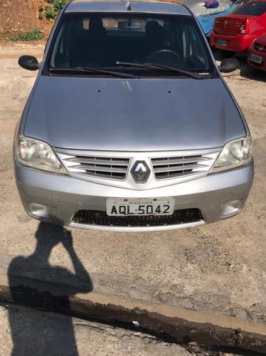 Renault Logan 2008 1.6 Authentique Hi-torque 4p