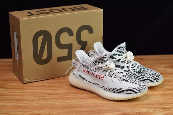 adidas Yeezy Boost 350 V2 Zebra - 12x Sem Juros