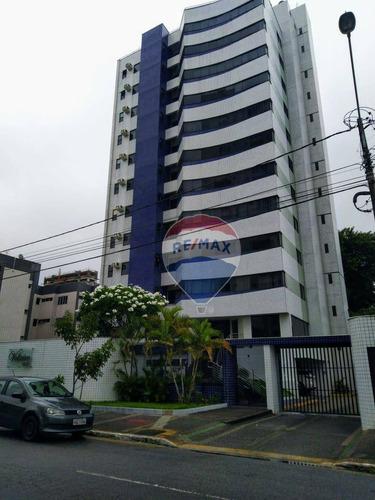Apartamento Com 4 Dormitórios À Venda, 178 M²  - Lagoa Nova - Natal/rn - Ap0071