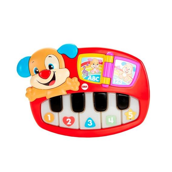 Fisher Price Perrito Piano Aprende Dlh75