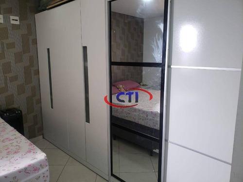 Imagem 1 de 24 de Apartamento Com 2 Dormitórios À Venda, 52 M² - Assunção - São Bernardo Do Campo/sp - Ap3425
