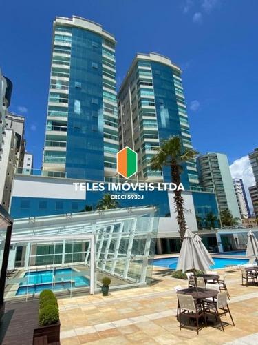 Imagem 1 de 25 de Sognare Residence-apto Frente Mar-meia Praia - Imb1271 - Imb1271