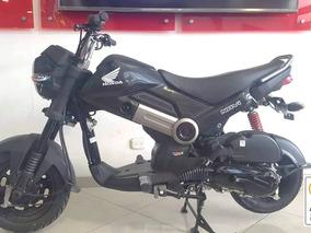 Honda Navi 110 2019 0km Financiación Para Reportados!