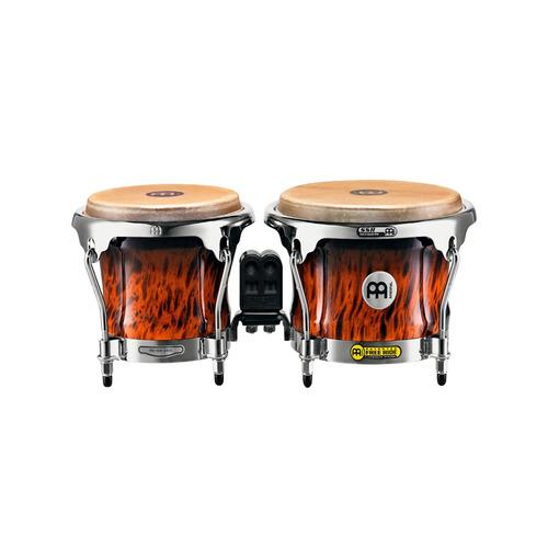 Ftm Bongo Meinl Madera Fwb400bb Percuscion