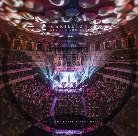 Lp Vinil Marillion All One Tonight Live At The Royal Hall