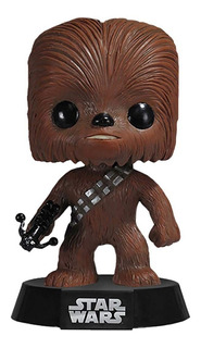 Funko Pop Chewbacca #06 Star Wars Regalosleon
