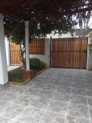 Casa Remodelada Quinta Normal 3 Dormitorios