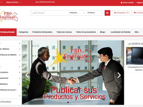 Proempresas Perú - Publica Gratis Tu Empresa !!