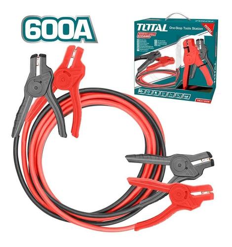 Imagen 1 de 2 de Cables Auxiliares Total 600 Amp