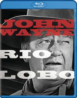 Blu-ray : - Rio Lobo (widescreen, , Dubbed, Dolby, Ac-3)