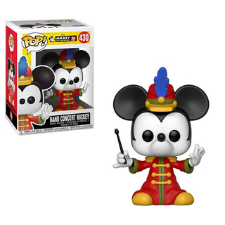 Funko Pop Mickey 90th Band Concert Mickey