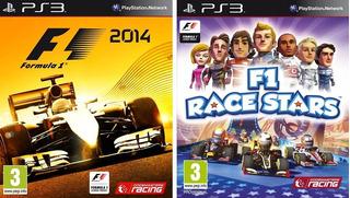 F1 2014 + F1 Race Stars Ps3