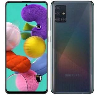 Samsung Galaxy A51 Quad Cámara 128gb Ram 4gb 6.3 Pulgadas