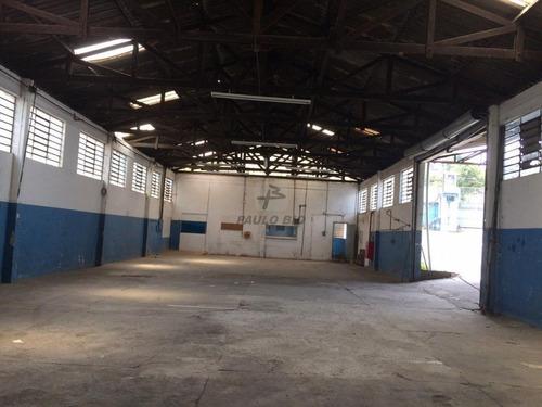 Imagem 1 de 9 de Galpao Industrial - Baeta Neves - Ref: 6445 - L-6445