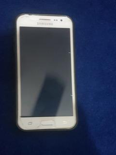 Celular Samsung J2 Dual Chip,com Tv, S/acessórios