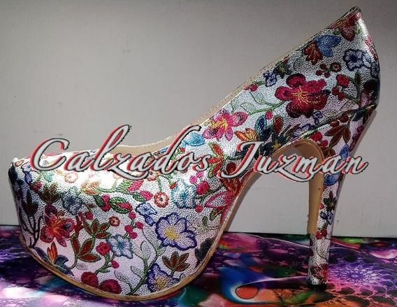 Calzados Juzman Zapatos Con Plataforma Del 41 Al46