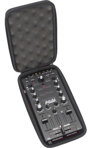 Akai Amx Mixer Interface Serato Dj Controlador Com Case