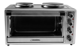 Horno Eléctrico Cromwell 47 Lts Cr47hr 2000w 2 Hornallas