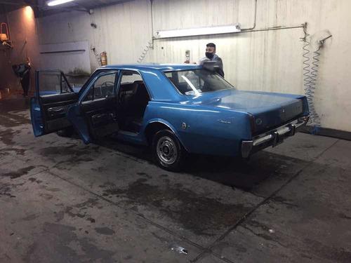 Imagen 1 de 8 de Dodge Polara 4 Puertas 4 P 3.7 Nadta 6 Cil